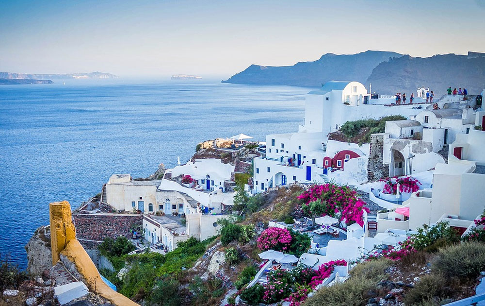 יעדים מומלצים לטיול ביוון