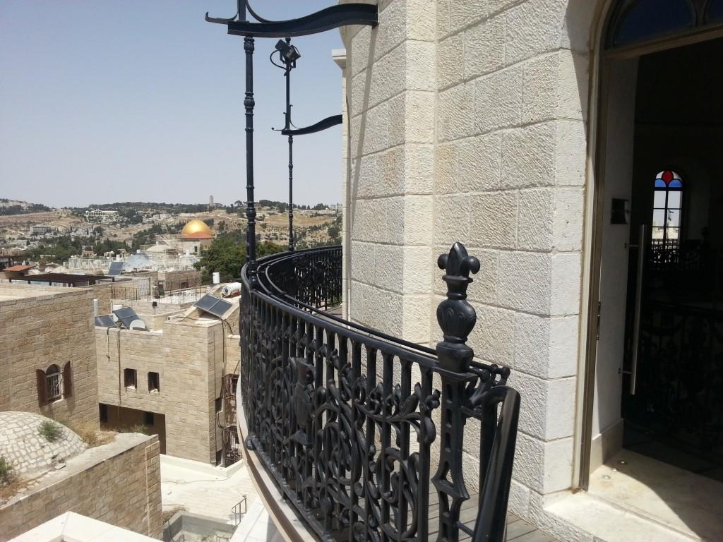תצפית 360 בית הכנסת החורבה - צילום אלי פרכטר