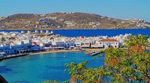 מיקונוס 2019 - מדריך תיירים לאי היווני